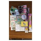 Party Supplies (Sunglasses, Cards, Plates, More)