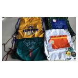 String Bags Lot of 9