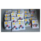 Chalk Party Supplies Lot of 20