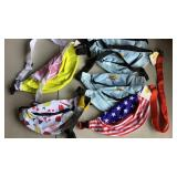 Fanny Pack Lot of 6