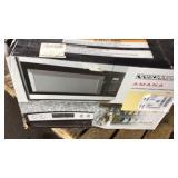 Amanda Microwave Hood 1.6 cu. ft. AMV 2307 PFS