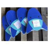 Kickboard Shark Lot of 4