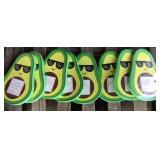 Kickboard Avocado Lot of 8