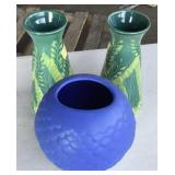 Vase Lot of 3