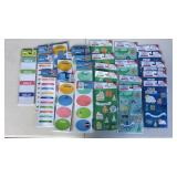 Party Sticker Lot of 32