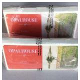 Opal House Plant Hanger Lot of 2