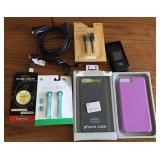 Phone Accessories (Cables, Cases)