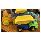 Dump Truck & Sand Trucks