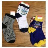 Kids Socks Size 9-11 Lot A