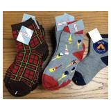 Kids Socks Size 9-11 Lot B