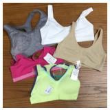 Girls Small & Medium Sport Bras
