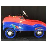 Superman Pedal Car