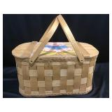Pig Picnic Basket