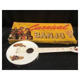 Carnival Banjo