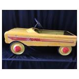 Pacer Pedal Car