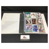 Binder of Baseball Stars