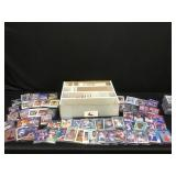 Large Box of Sports Cards