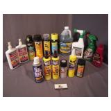 Car Care Chemicals