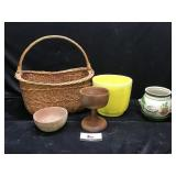Basket, Pot & Misc
