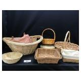 Baskets & Purse