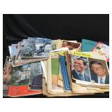Vintage Newspaper & Magazines