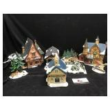 Village Pieces