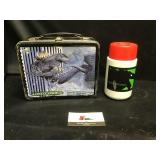 Godzilla Vintage Lunchbox and Thermos