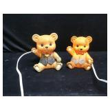 Vintage Bear Lights