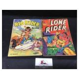 Red Ryder and Lone Rider