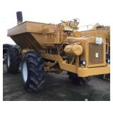 Custom Self Propelled Bankout Wagon, 4wd
