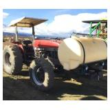 CASE IH 4210 Tractor, MFWD