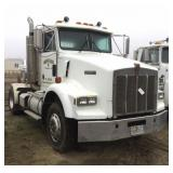 1989 Kenworth 2-Axle Conventional Truck