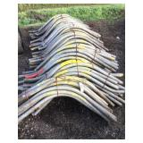 "Approx (162) Sticks of 2"" Aluminum Siphon Pipe"