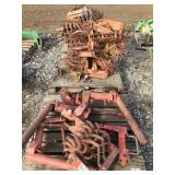 (3) Pallets of LILLISTON Cultivator Parts