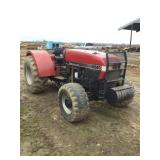 CASE IH 4240 Tractor, MFWD (No Reverse)