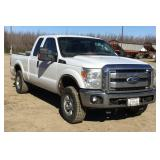2011 FORD F-250 Pick-Up, 4wd, Gas