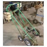 WELLCO Heavy Duty 55 Gallon Barrel Dolly