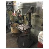 "BLACKHAWKE PD22-12 1"" Electric Drill Press"