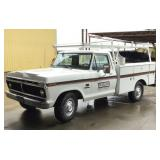 1973 FORD F-250 Mechanics Truck