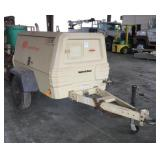 2007 INGERSOLL-RAND P185R Portable Air Compressor