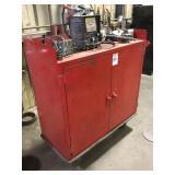Portable Steel Cabinet