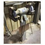 BALDOR Electric Pedestal Grinder