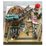 Pallet of Tools