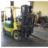 KING MFG FG25 5000Lb Forklift, Gas