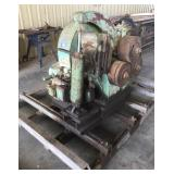 BUFFALO Electric and Hydraulic Bending Roll