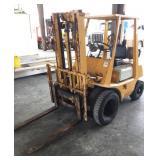 TOYOTA 2FG20 2500Lb Propane Forklift