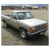 1990 FORD Ranger Pick Up, 2wd