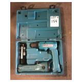 "MAKITA Battery Powered 3/8"" Drill"