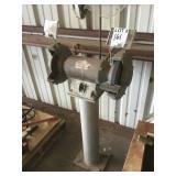 DAYTON Electric Pedestal Grinder