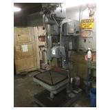 "CINCINNATI-BICKFORD 2L3210 24"" Elec. Drill Press"